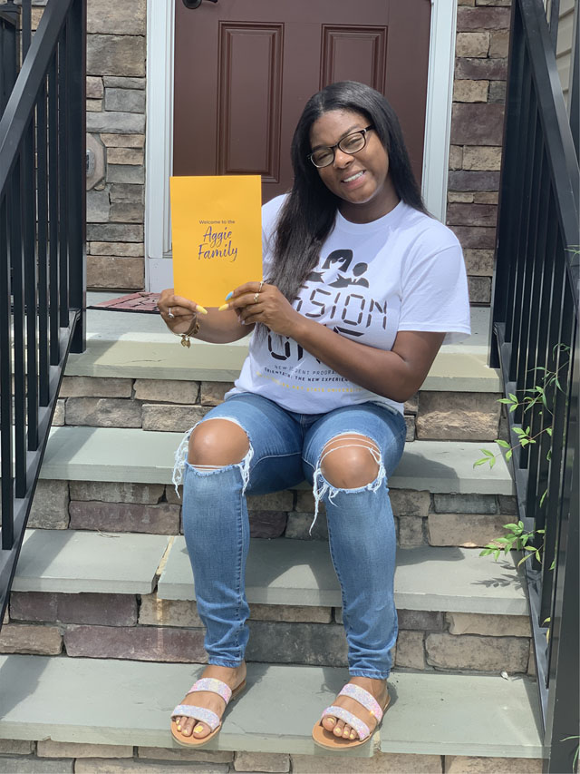 2019 Scholarship Recipient – Ka'Najah Williams