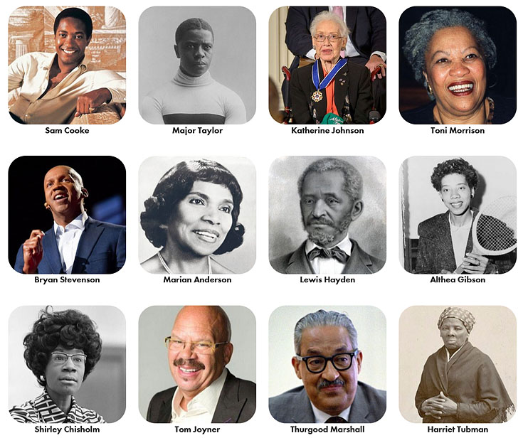 12 Influential Black Leaders in History